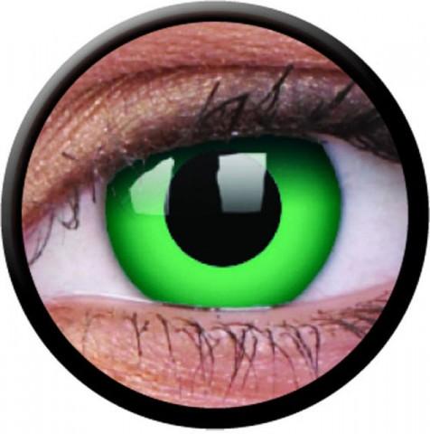 MaxVue Vision ColourVUE - Emerald Green 2 čočky - crazy čočky