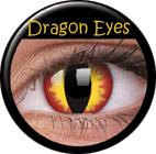 MaxVue Vision ColourVUE - Dragon Eyes 2 čočky - crazy čočky
