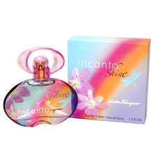 SALVATORE FERRAGAMO Incanto Shine EDT Tester 100ml