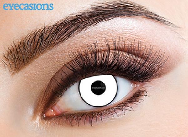 Eyecasions - Manson | mesačné + 60ml roztok + púzdro zadarmo