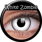 MaxVue Vision ColourVUE - White Zombie 2 čočky - crazy čočky