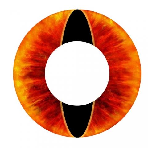 Eyecasions - Souron 2 čočky - crazy čočky