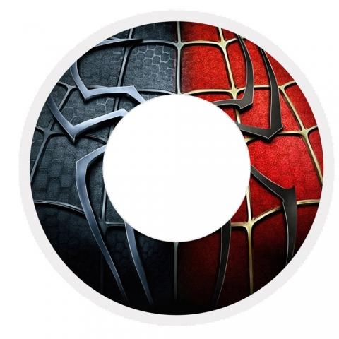 Eyecasions - Spider 2 čočky - crazy čočky