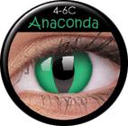 MaxVue Vision ColourVUE - Anaconda 2 čočky - crazy čočky