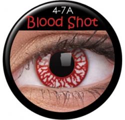 MaxVue Vision ColourVUE - Blood Shot 2 čočky - crazy čočky