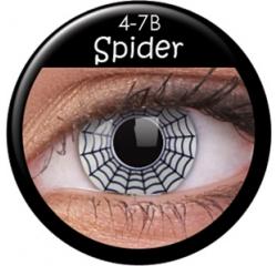 MaxVue Vision ColourVUE - Spider 2 čočky - crazy čočky