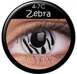 MaxVue Vision Zebra 2 čočky - crazy čočky