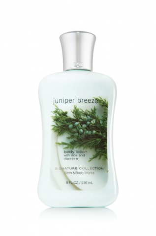 Bath&Body Works Bath&Body Works - Tělové mléko JUNIPER BREEZE 236 ml