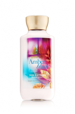 Bath&Body Works Bath&Body Works - Tělové mléko AMBER BLUSH 236 ml