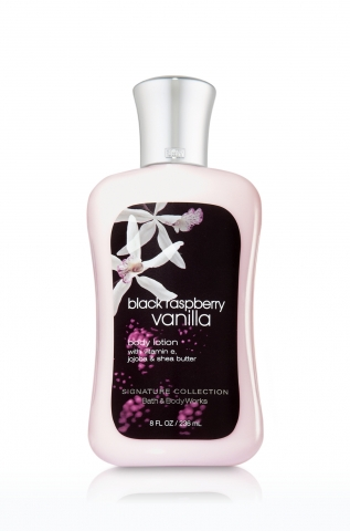 Bath&Body Works Bath&Body Works - Tělové mléko BLACK RASPBERRY VANILLA 236 ml