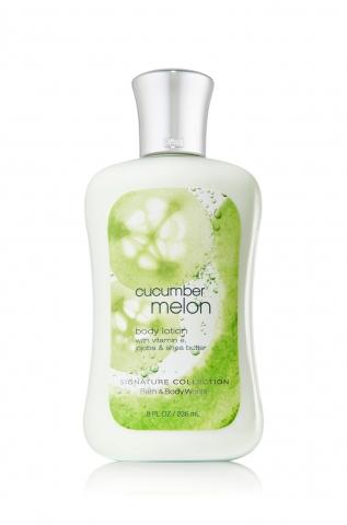 Bath&Body Works Bath&Body Works - Tělové mléko CUCUMBER MELON 236 ml
