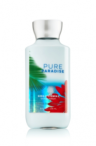 Bath&Body Works Bath&Body Works - Tělové mléko PURE PARADISE 236 ml