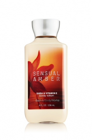 Bath&Body Works Bath&Body Works - Tělové mléko SENSUAL AMBER 236 ml