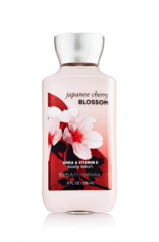 Bath&Body Works Bath&Body Works - Tělové mléko JAPANESE CHERRY BLOSSOM 236 ml