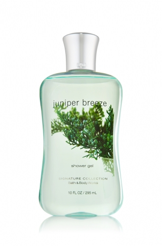 Bath&Body Works Bath&Body Works - Sprchový gel JUNIPER BREEZE DUPLI 295 ml