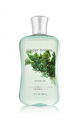 Bath&Body Works Bath&Body Works - Sprchový gel JUNIPER BREEZE DUPLI 295 ml