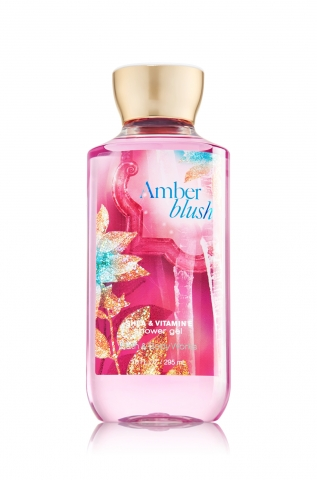 Bath&Body Works Bath&Body Works - Sprchový gél AMBER BLUSH 295 ml