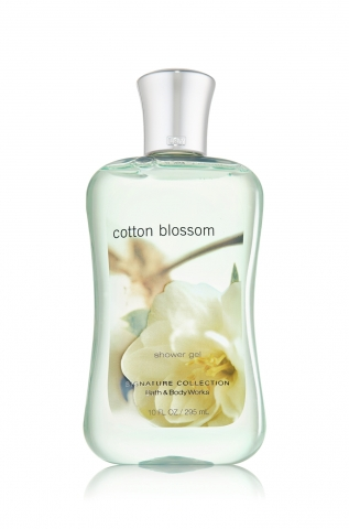 Bath&Body Works Bath&Body Works - Sprchový gel COTTON BLOSSOM 295 ml