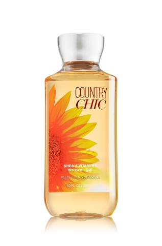 Bath&Body Works Bath&Body Works - Sprchový gel COUNTRY CHIC 295 ml