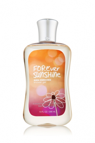 Bath&Body Works Bath&Body Works - Sprchový gel FOREVER SUNSHINE 295 ml