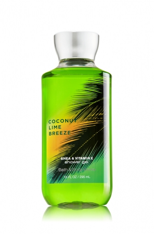 Bath&Body Works Bath&Body Works - Sprchový gel COCONUT LIME BREEZE 295 ml