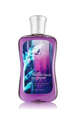 Bath&Body Works Bath&Body Works - Sprchový gél SECRET WONDERLAND 295 ml