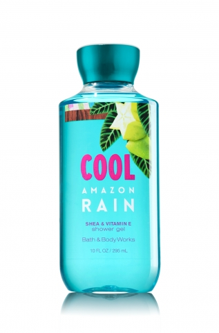 Bath&Body Works Bath&Body Works - Sprchový gel COOL AMAZON RAIN 295 ml