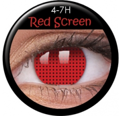 MaxVue Vision ColourVUE - Red Screen 2 čočky - crazy čočky