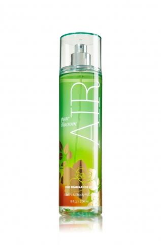 Bath&Body Works Bath&Body Works - Tělový sprej PEAR BLOSSOM AIR 236 ml
