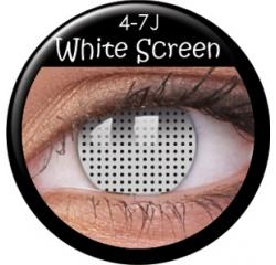MaxVue Vision ColourVUE - White Screen 2 čočky - crazy čočky
