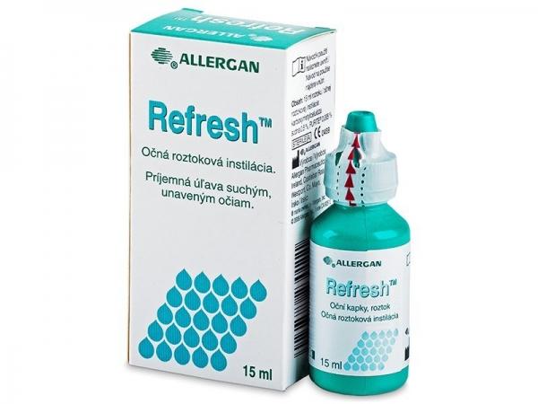 Oční kapky Refresh 15 ml