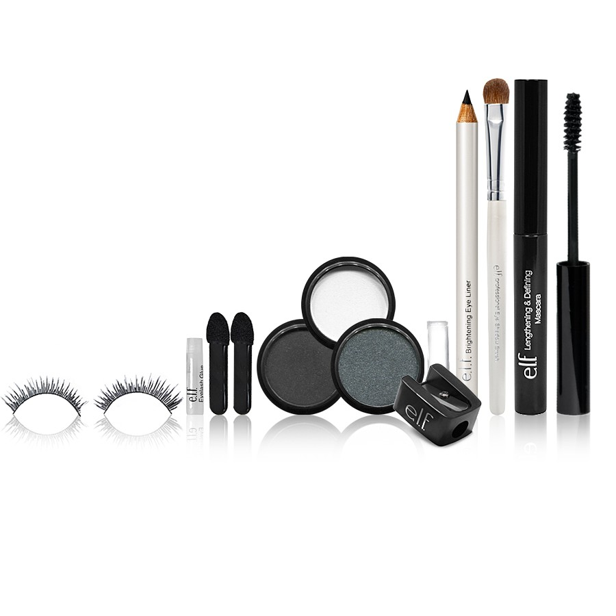 E.l.f Essential Large Get the Look Smoky