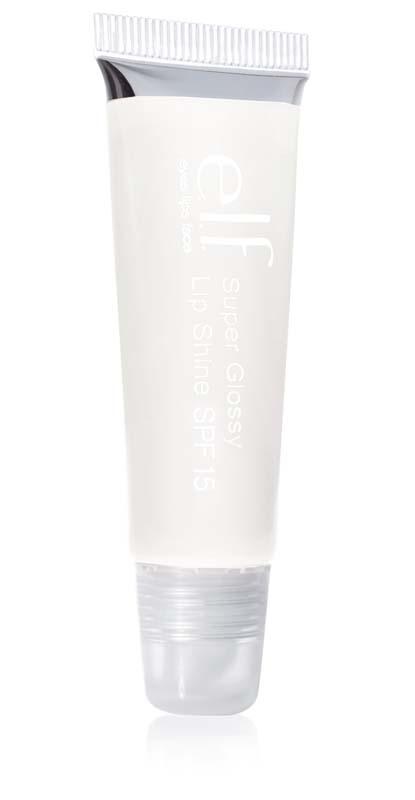 e.l.f. Essential Lesk na pery Super Glossy s SPF 15 Angel