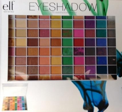 E.l.f Studio Endless Eyes Pro Eyeshadow Paleta -100 kusů Spring 110 g