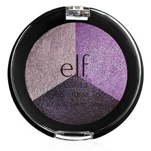 e.l.f. Studio Vypaľované oční stíny Trio Lavender Love
