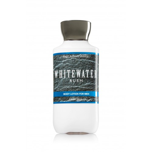 Bath&Body Works Tělové Mléko WHITEWATER RUSH FOR MEN 236 ml