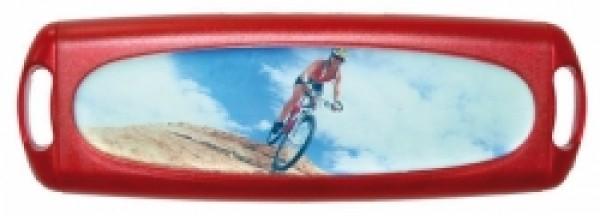Púzdro na denné šošovky - Cyklista