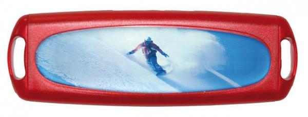 Optipak Pouzdro na jednodenní čočky - Snowboard