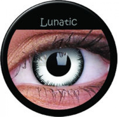 MaxVue Vision ColourVUE - Lunatic | dioptrické - dioptrie: -3.50, zakřivení: 8.60, průměr: 14.00
