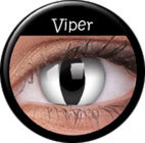 MaxVue Vision ColourVUE - Viper | dioptrické - dioptrie: -3.50, zakřivení: 8.60, průměr: 14.00