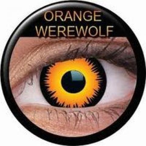 ColourVUE - Orange Werewolf   dioptrické