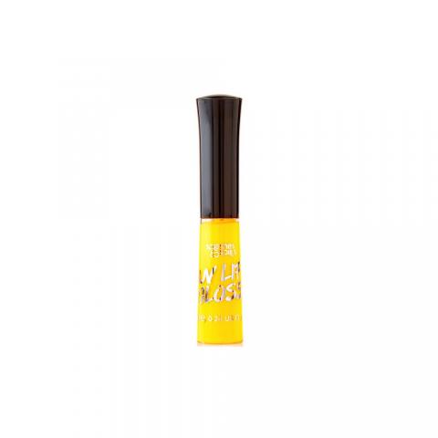 UV Lesk na pery Splashes & Spills - žltý
