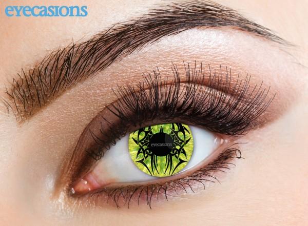 Eyecasions - Celtic Venom 2 čočky - crazy čočky