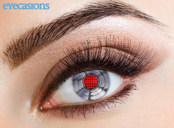 Eyecasions - Robotic 2 čočky - crazy čočky