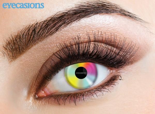 Eyecasions - Hippy | jednodenní 2 čočky - crazy čočky