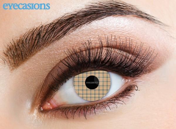Eyecasions - Chav 2 čočky - crazy čočky