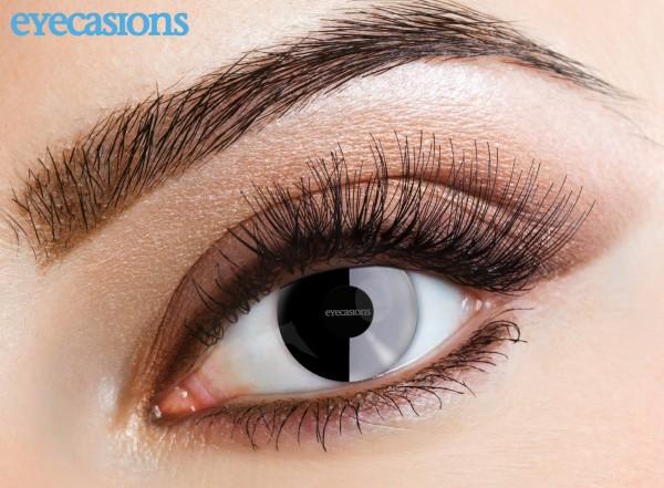 Eyecasions - Two Face 2 čočky - crazy čočky