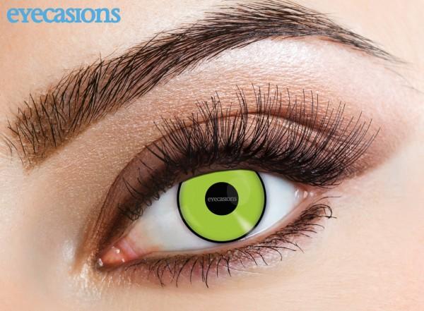 Eyecasions - Frankenstein | jednodenní 2 čočky - crazy čočky