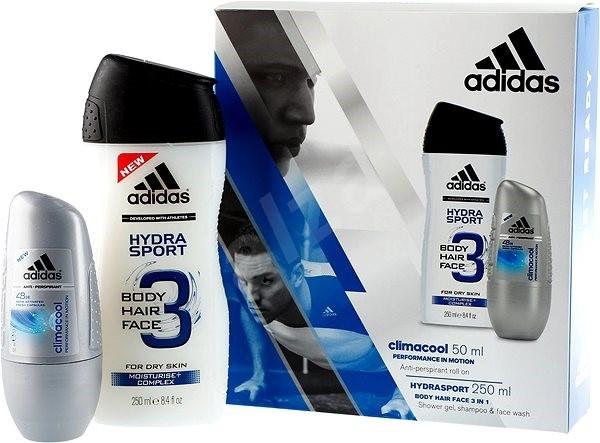 ADIDAS Adidas Clima Cool Dárková sada pro muže