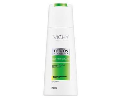 Vichy Šampon proti lupům pro suché vlasy Dercos 200 ml 200 ml